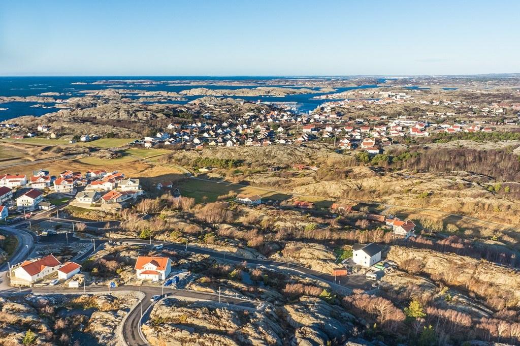 Skärhamn och arkipelag