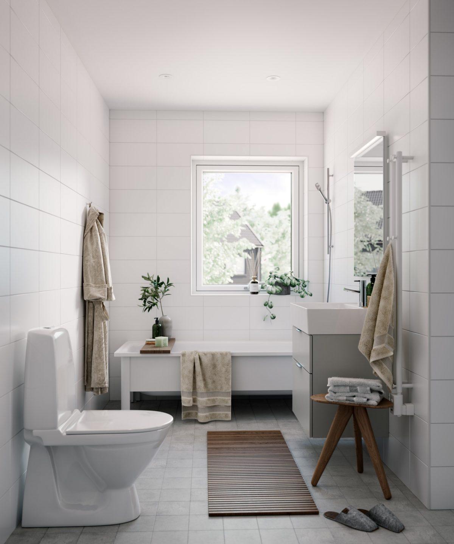 Tallkronan badrum