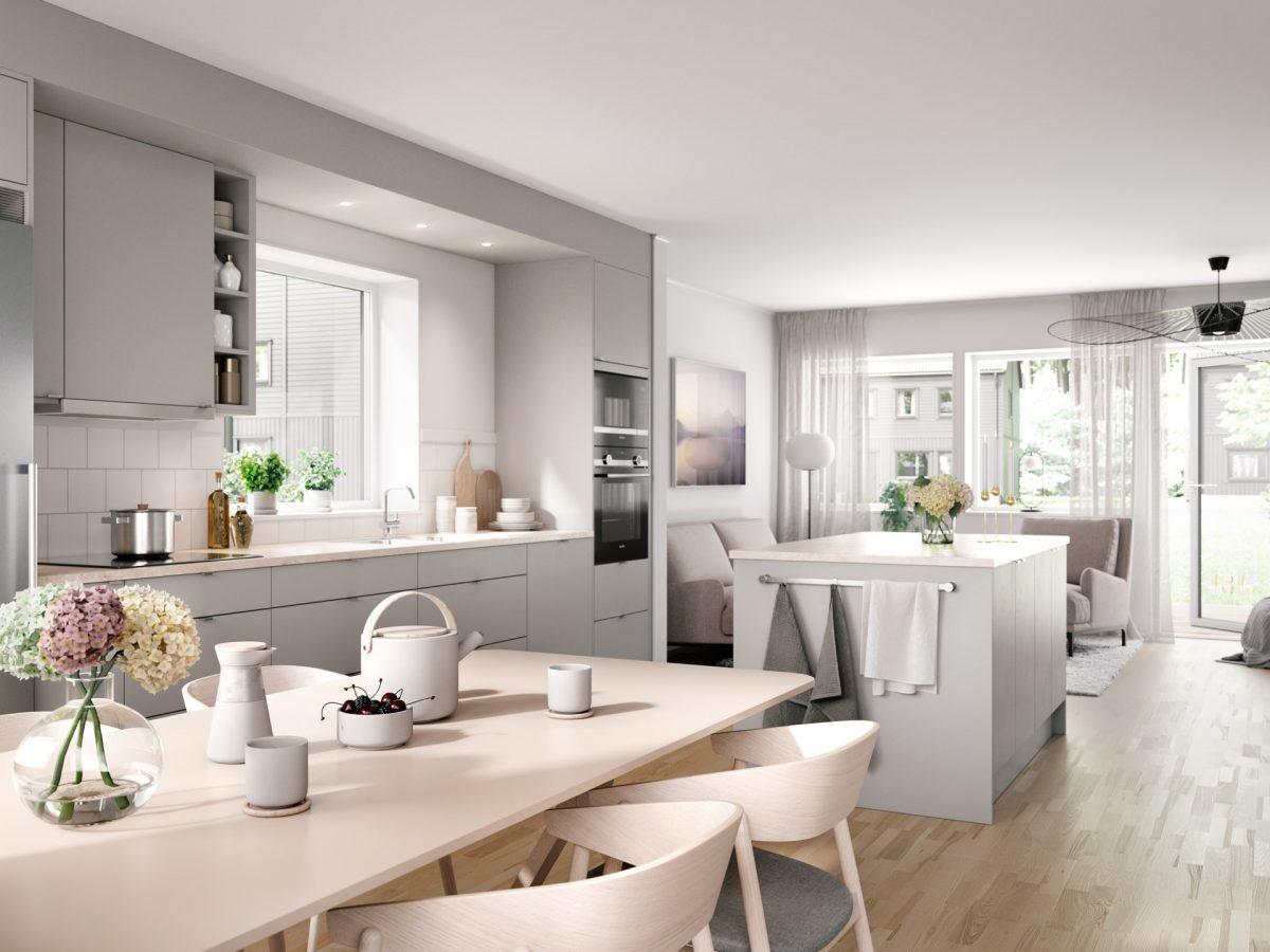 Tallkronan kitchen